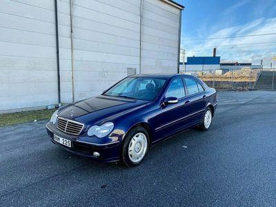 begagnad Mercedes C320 Automat Avantgarde 218hk Nybesiktad