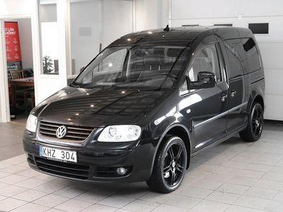 begagnad VW Caddy Life 2.0 TDI 140hk