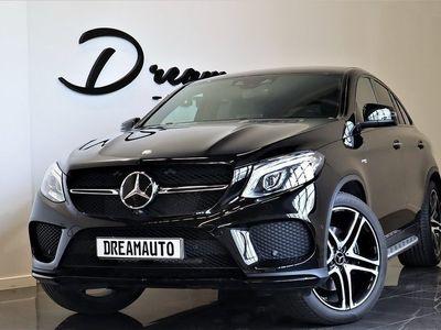 begagnad Mercedes GLE43 AMG AMG COUPE FRÅN 3500KR