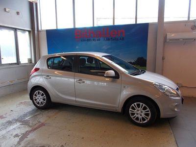 begagnad Hyundai i20 5-dörrar 1.4 101hk -10