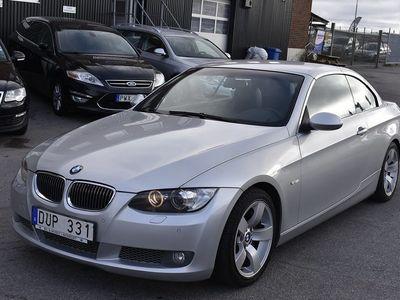 begagnad BMW 335 Cabriolet i / Steptronic / 306hk / SPUERFINTSKICK