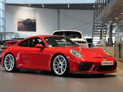 begagnad Porsche 911 GT3 911Club Sport 500hk