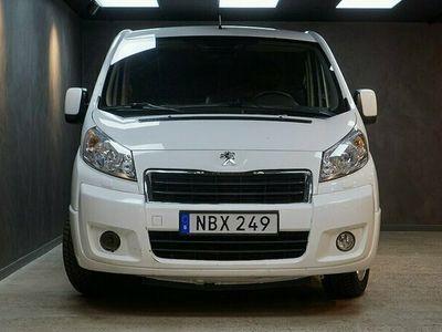 begagnad Peugeot Expert Skåpbil 1.6 HDi 90hk 3-sits Dragkrok Leasebar