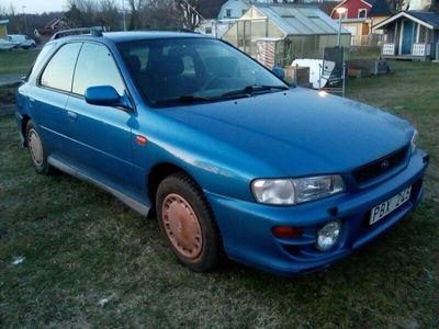 begagnad Subaru Impreza 2.0 RX