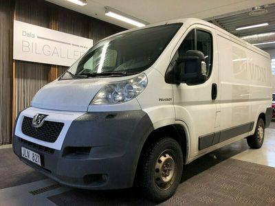 begagnad Peugeot Boxer Van 2.2 HDi 120hk Webasto