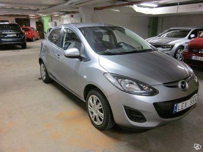 begagnad Mazda 2 5-dörrar 1.3 84hk