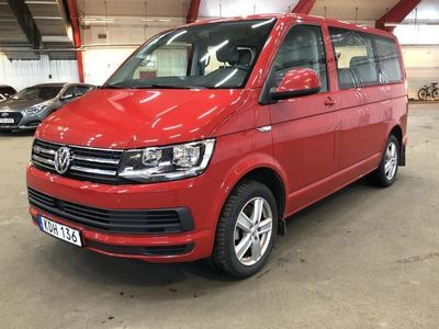 begagnad VW Multivan T6 2.0 TDI BMT 4MOTION