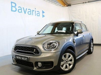 begagnad Mini Cooper S Countryman E ALL4 Automat Salt -19