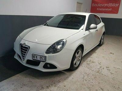 begagnad Alfa Romeo Giulietta 1.6 JTDM Veloce 105hk