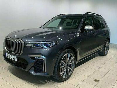 begagnad BMW X7 M50i Ultimate Edition 2021, SUV Pris 1 379 900 kr