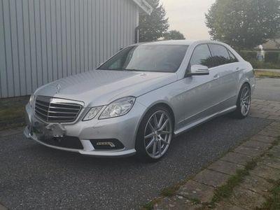 begagnad Mercedes E500 Avantgard