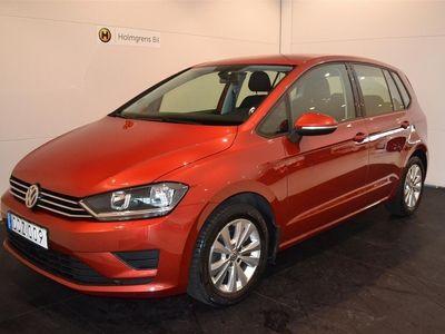 begagnad VW Golf Sportsvan SPORT
