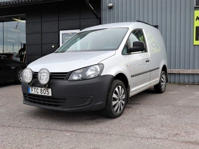 begagnad VW Caddy 0 TDI 4Motion Manuell, 110hk