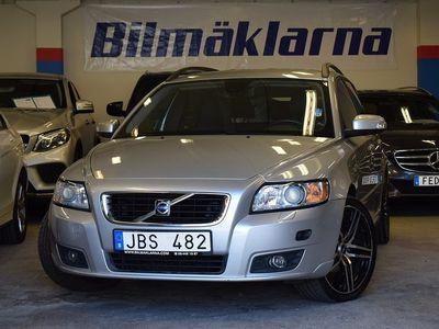 begagnad Volvo V50 1.8 Flexifuel VÄRMARE Momentum 125hk