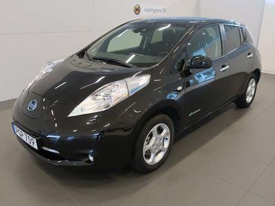 begagnad Nissan Leaf 24 kWh Acenta Navi Kamera