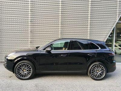 "begagnad Porsche Cayenne S 440hk 21"" RS Panorama Matri"
