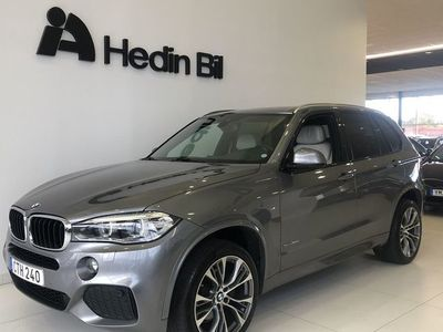 begagnad BMW X5 xDrive30d 258hk / / M - sport / / Värmare