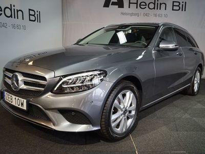 begagnad Mercedes C220 d 4-Matic Kombi / Värmare / Navi