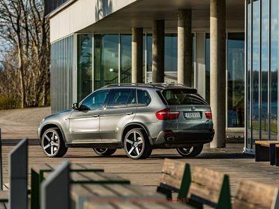 begagnad BMW X5 4.8i Sport line