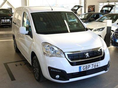 begagnad Peugeot Partner L2 Pro+ 100hk Dragkrok