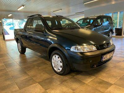 begagnad Fiat Strada 1.9 D 63hk