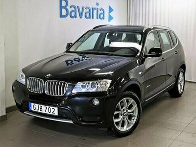 begagnad BMW X3 dealer