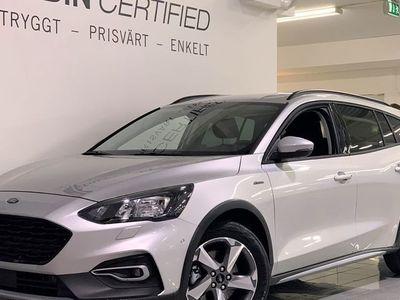 begagnad Ford Focus FocusActive launch kombi 125hk