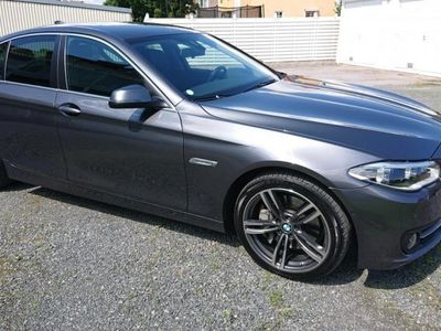 begagnad BMW 535 d xdrive sedan innovation edition -16