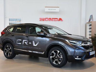 gebraucht Honda CR-V 1,5 Turbo 2WD Elegance -19