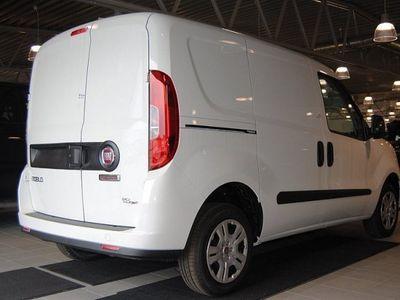 begagnad Fiat Doblò NORDIC SKÅP 90HK -15