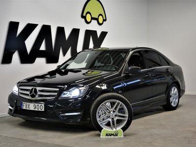 begagnad Mercedes C250 CDI   4M   AMG   Drag   204hk  