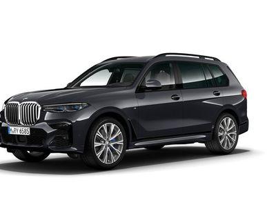 begagnad BMW X7 xDrive40i 40i xDrive M-Sport Executive Drive Pro Individual Drag