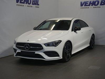 begagnad Mercedes CLA220 CLA4MATIC Coupé