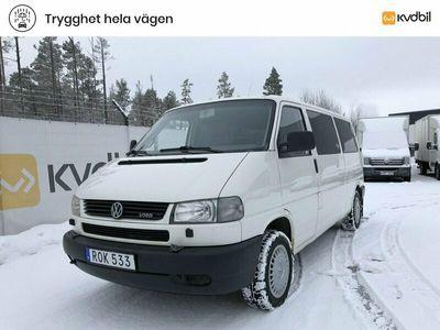 begagnad VW Caravelle T4 VR6 2.8 (140hk)