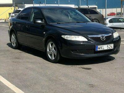 begagnad Mazda 6 KOMBISEDAN 2.0 E