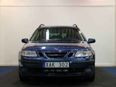 begagnad Saab 9-3 2,0TVECTOR,Drag,Lågamil