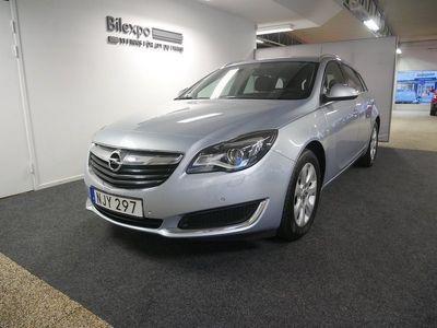 begagnad Opel Insignia Edition Sports Tourer 1,6 CDTi *V-hjul**Automat*