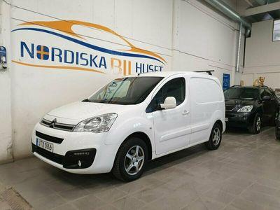begagnad Citroën Berlingo Van 1.6 BlueHDi Euro 6 Leasings bar 99hk