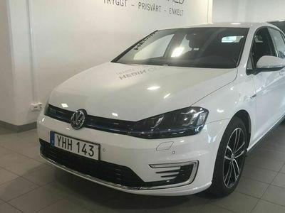 begagnad VW Golf Volkswagen Golf GTE 1.4 TSI DSG Sekventiell, 204hk