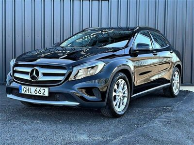 begagnad Mercedes GLA200 7G-DCT, 156hk