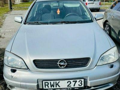 begagnad Opel Astra 4D EDITION 20