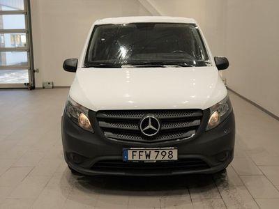 begagnad Mercedes Vito 111 d CDI W640 (114HK)