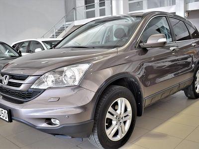 begagnad Honda CR-V 2,2 I-CTDI 4WD Elegance Nyservad