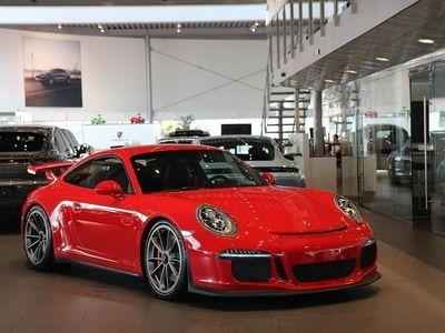 begagnad Porsche 911 GT3 911PDK *lyftsystem*