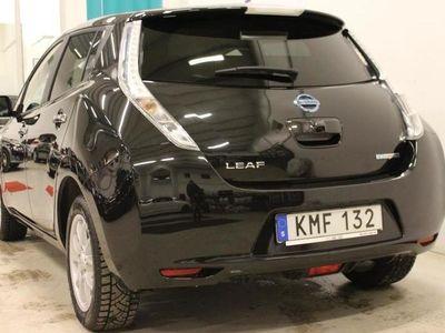 begagnad Nissan Leaf 5dr NAVI BACKKAMERA SV-SÅLD -14