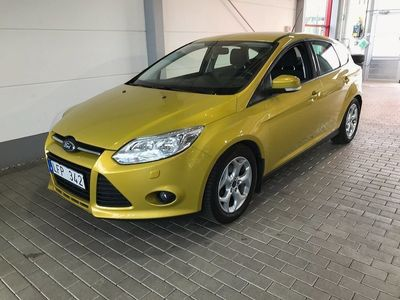 begagnad Ford Focus 1,6 TDCi TREND Kamremm Bytt