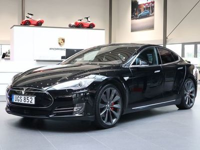 begagnad Tesla Model S P85D AWD Performance 772 hk