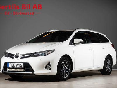 begagnad Toyota Auris Touring Sports 1.6 Edition 50, Dragkrok