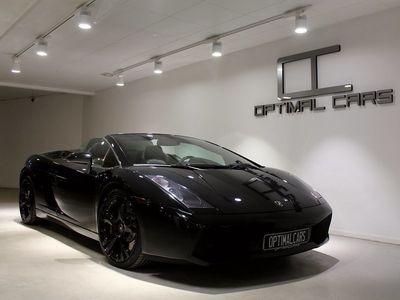 begagnad Lamborghini Gallardo LP-520 Spyder Capristo