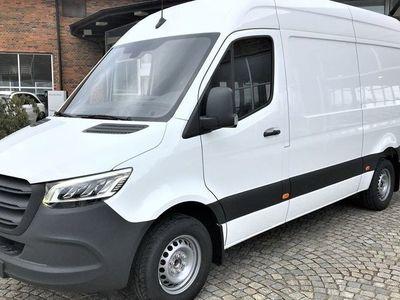 begagnad Mercedes Sprinter Benz 316 CDI SKÅP 11 KUBIK 2020, Transportbil 498 625 kr